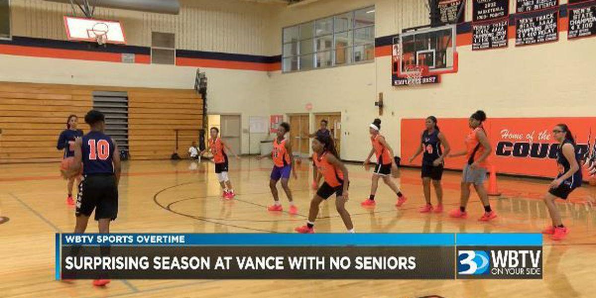 WBTV Sports Overtime: Surprising season at Vance