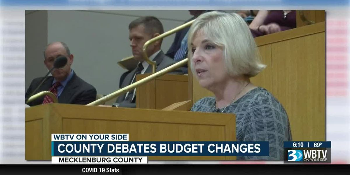 Meck. County debates budget changes