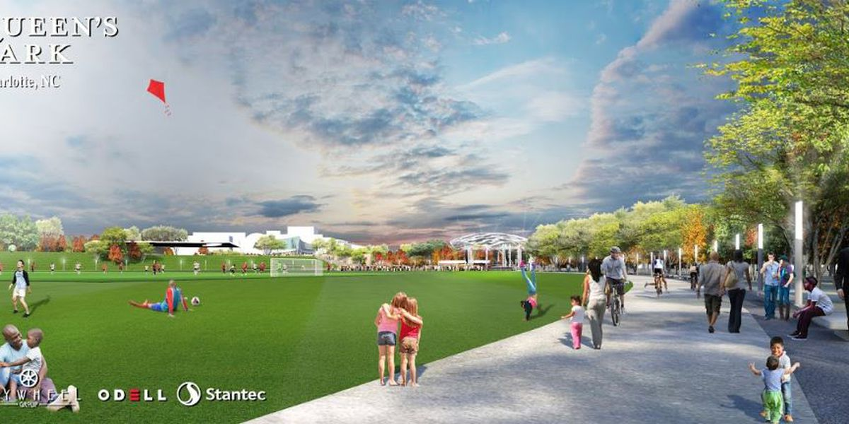 220-acre site to become Charlotte's 'Central Park'