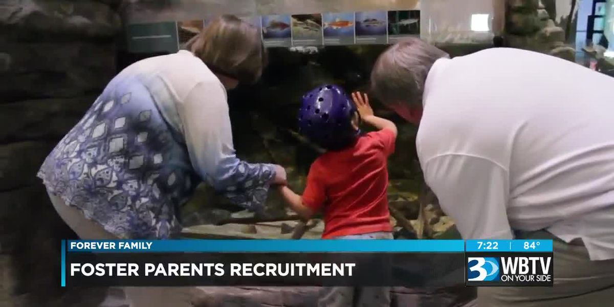 Forever Family: Foster Parents Recruitment