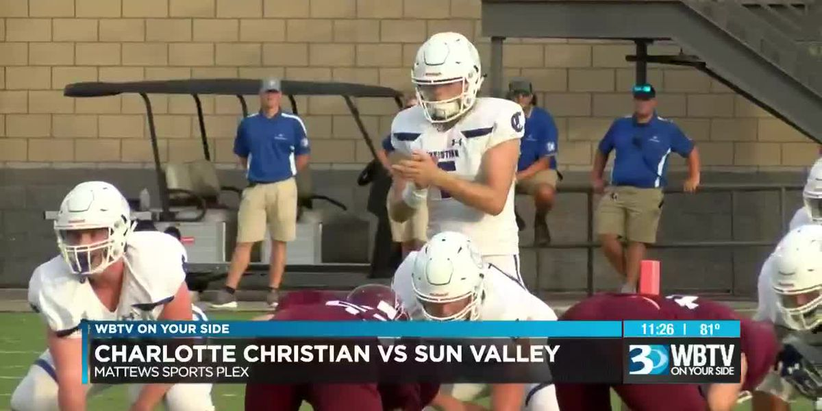Charlotte Christian vs Sun Valley
