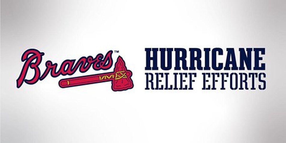Atlanta Braves offering free tickets to Hurricane Dorian evacuees