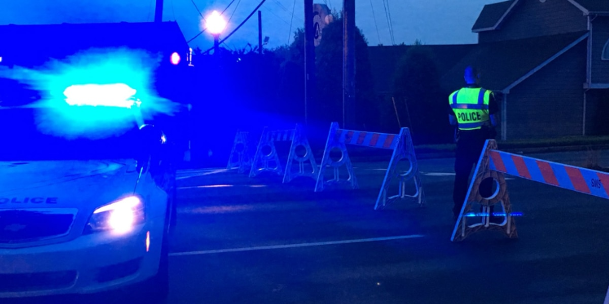 Driver crashes into utility pole, knocks down power lines in South End