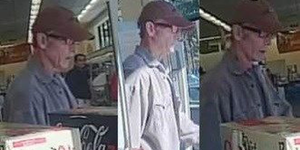 Man wanted in two Ballantyne-area pharmacy robberies