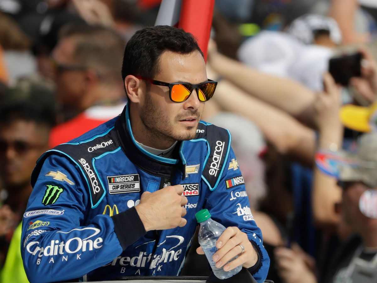 NASCAR reinstates Kyle Larson following racial slur, eligible to return Jan. 1, 2021