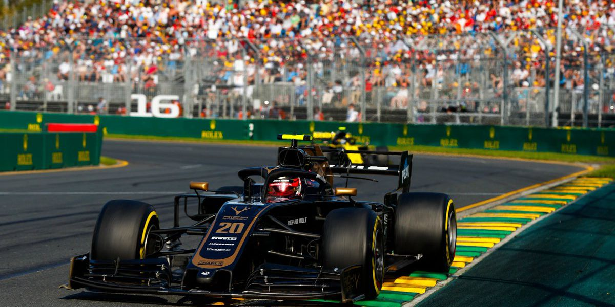 Pitstop problem is deja vu for Grosjean in Australia