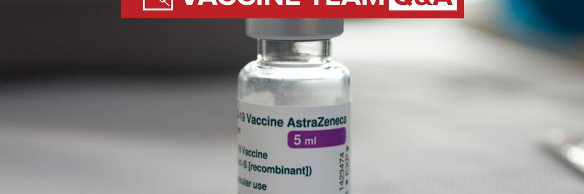 VACCINE TEAM: If a person I live with is fully vaccinated, can they give me COVID-19?