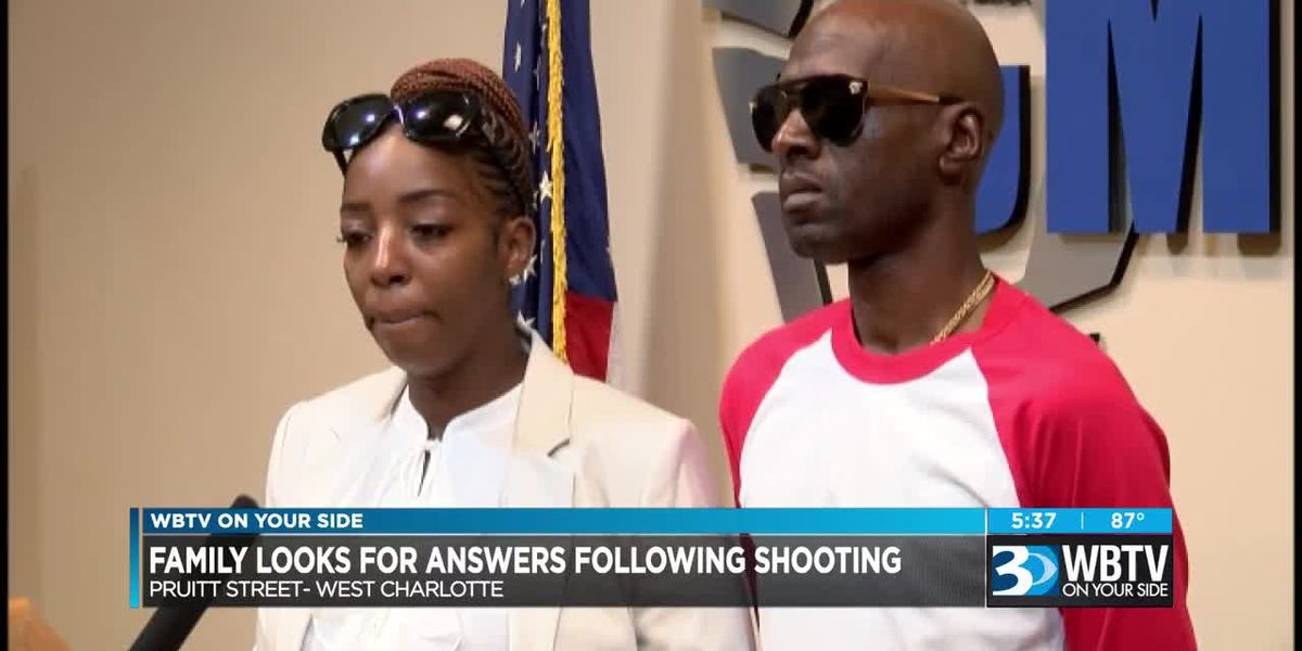 Family looks for answers following shooting