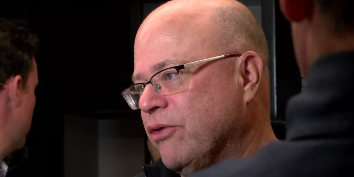 Panthers owner Tepper speaks on fans at games, Cam Newton, Richardson statue