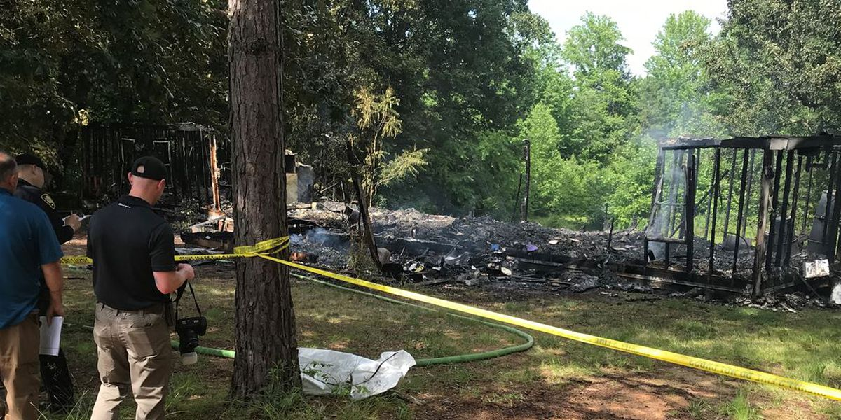 Person found dead after Rowan County home destroyed in fire