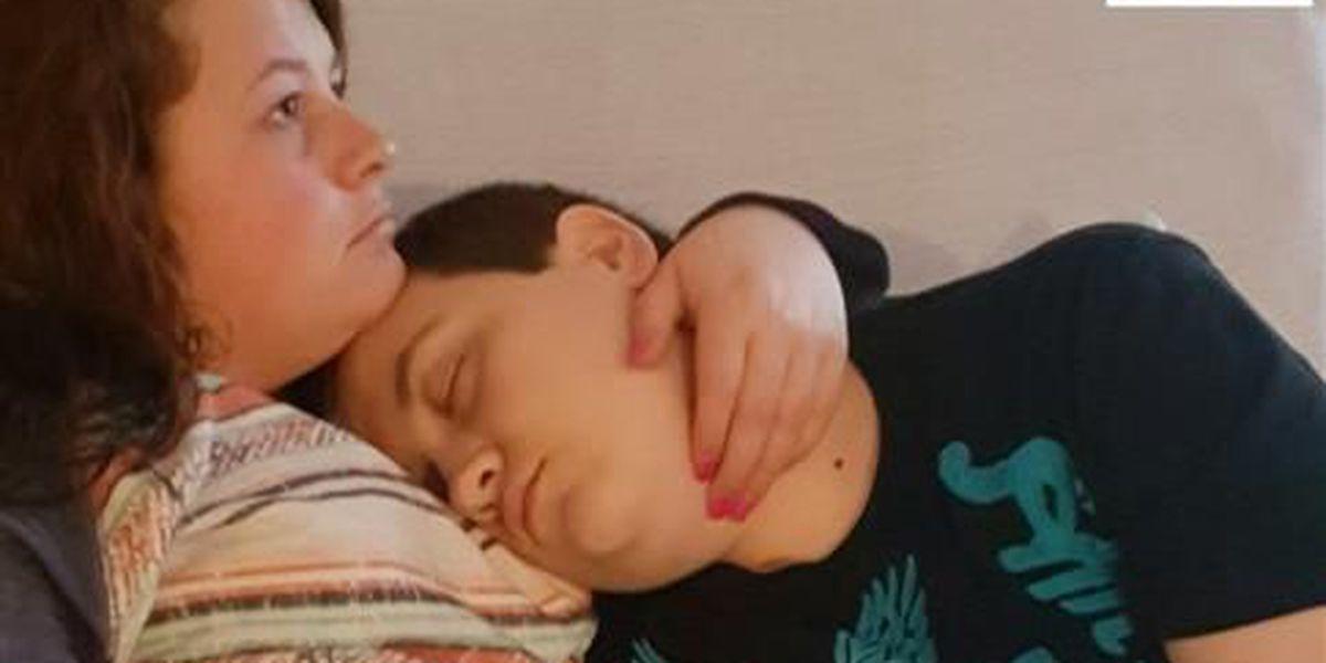 Molly's Kids: 14-year-old in Alexander County battling rare brain disease