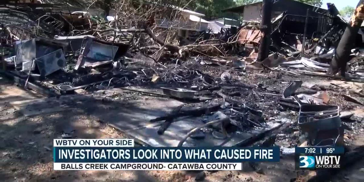 Search warrant says HS feud may have been responsible for Balls Creek fire, investigators cite no evidence