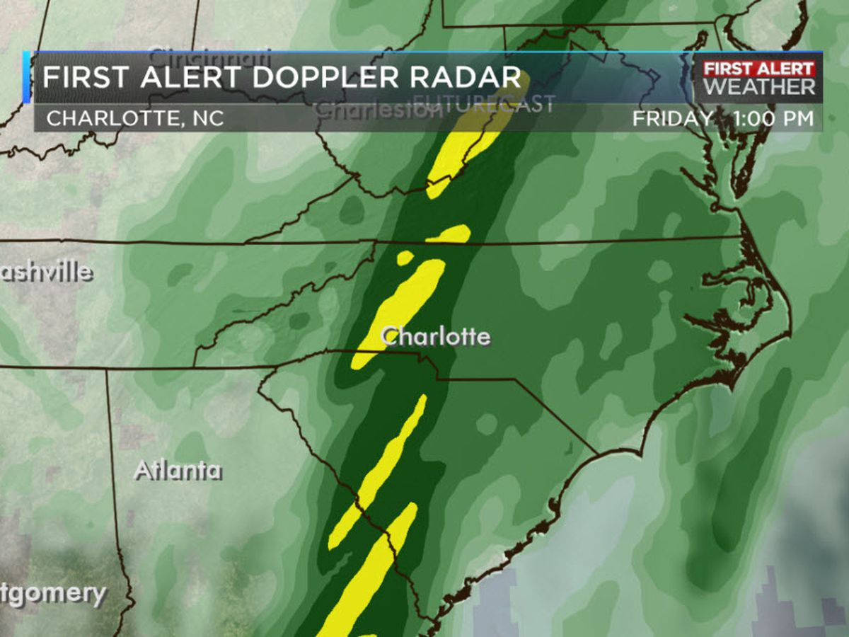 First Alert declared for Friday ahead of possible severe weather