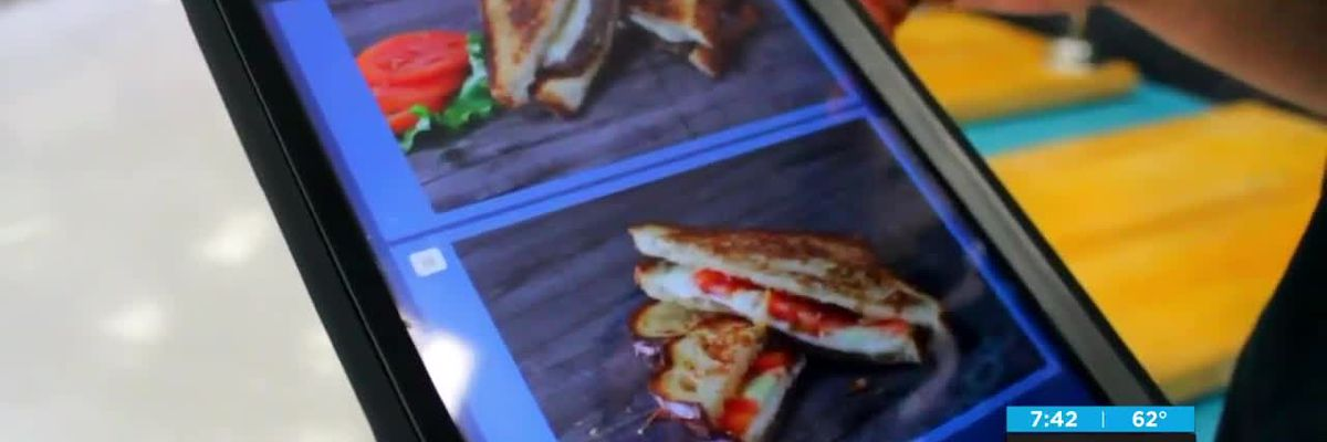 Taking a new look at school lunches