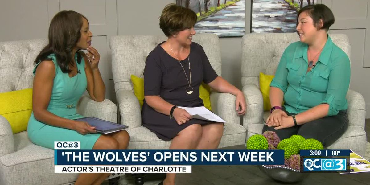 Actor's theatre of Charlotte presents 'THE WOLVES'