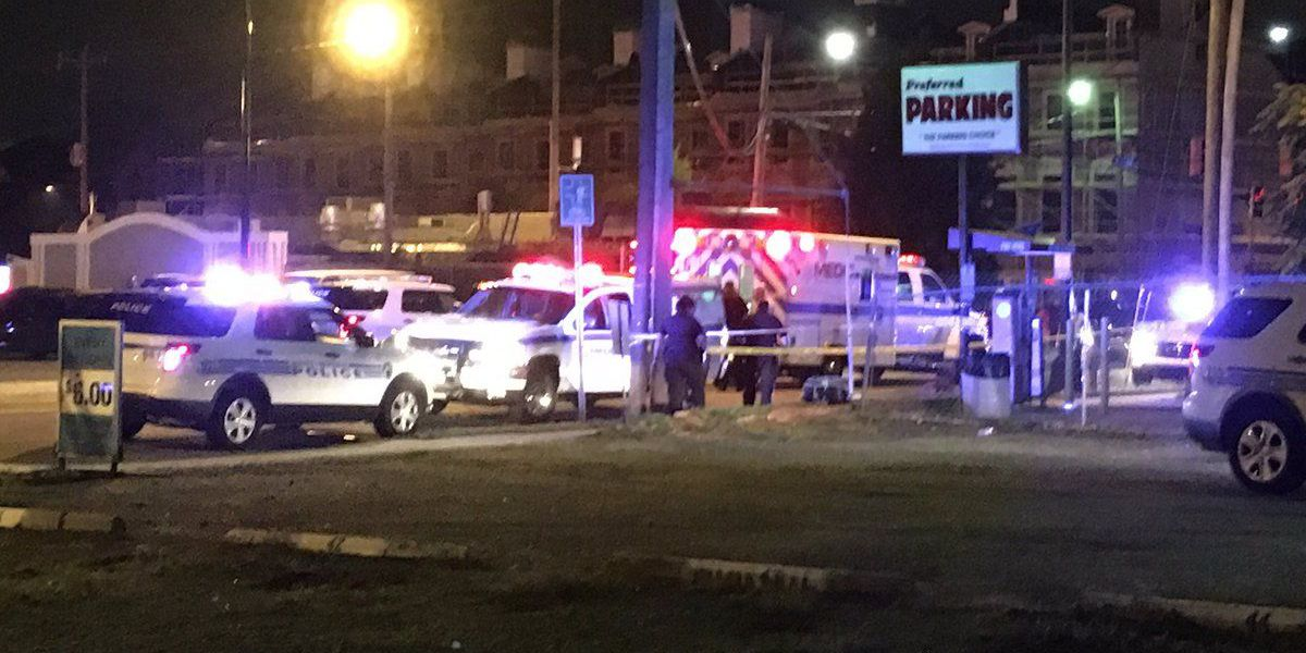 Man shot, injured after fight in South End