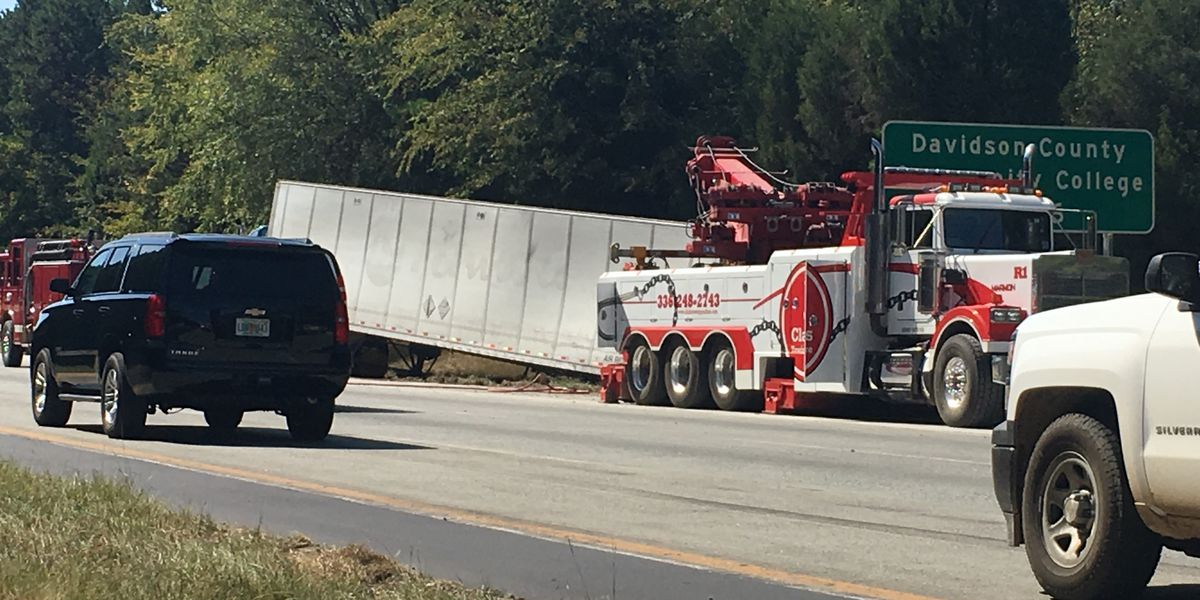 NCHP: Woman drove 10 miles in the wrong direction on I-85 before fatal crash