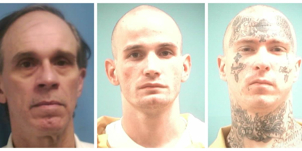 FBI offering $10,000 reward for information leading to capture of escaped inmates