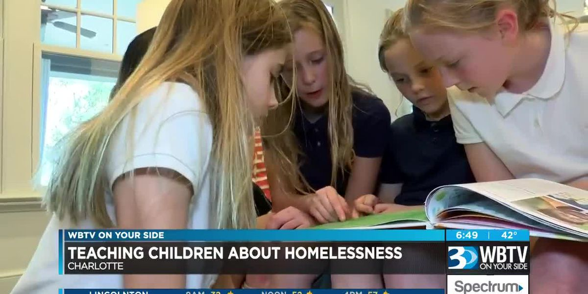Local activist teaches children about homelessness with new book