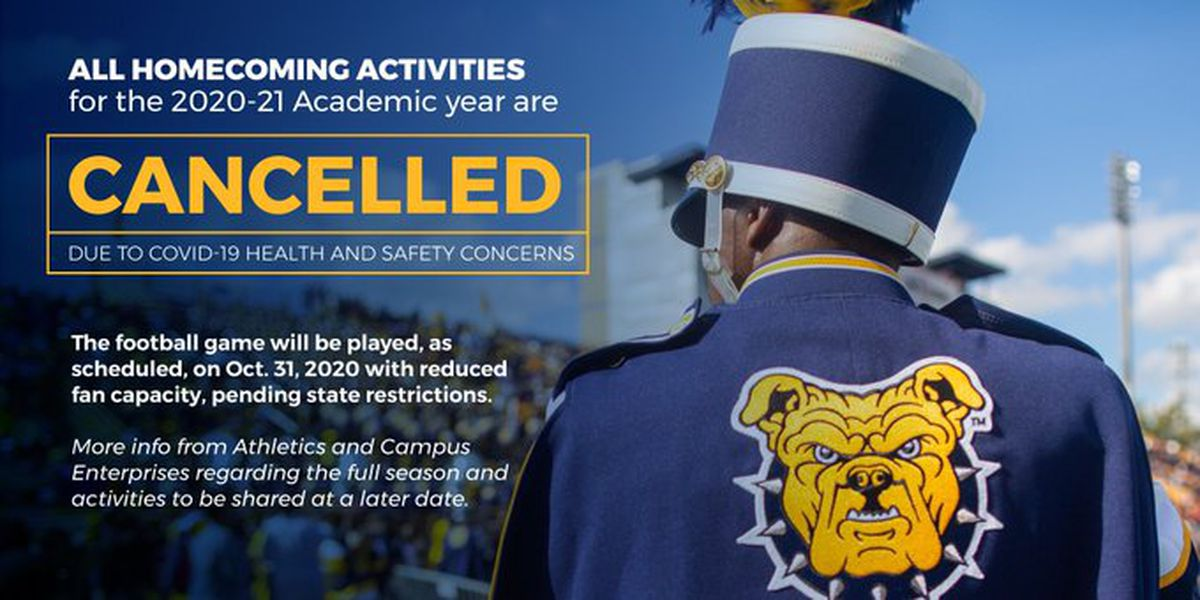 North Carolina A&T cancels 'Greatest Homecoming on Earth' celebrations for first time ever