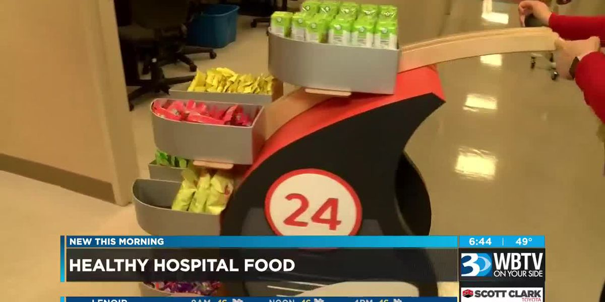 Donation ensures pediatric cancer patients have healthy snacks