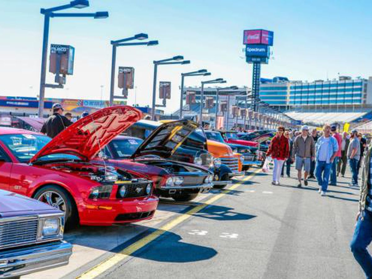 'Good Guys' car show to fill Charlotte Motor Speedway this weekend