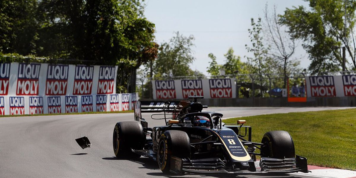Oh Canada: Challenging day for Kannapolis-based Haas F1 Team at Canadian GP