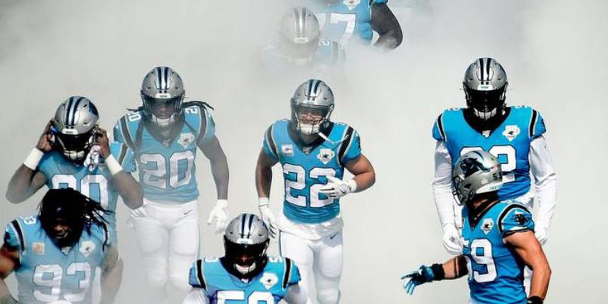 Carolina Panthers 2021 schedule released, includes Cam Newton's return to Charlotte