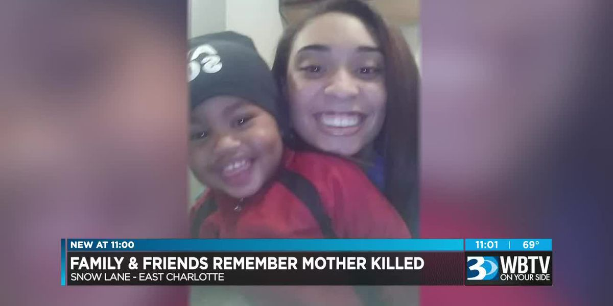 Family and friends remember mother killed in Charlotte