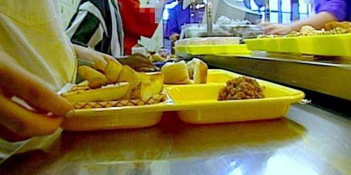 Grandparents pay off more than $10,000 in student lunch debt at S.C. school