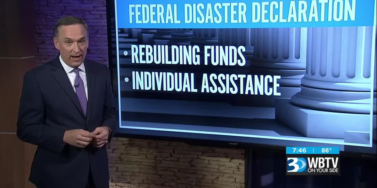 Good Question: What happens when a federal disaster is declared?