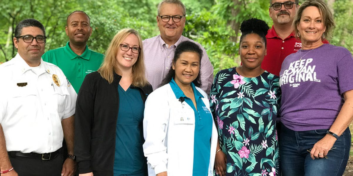 Rowan County honored as 2019 Healthiest Employer of Greater Charlotte