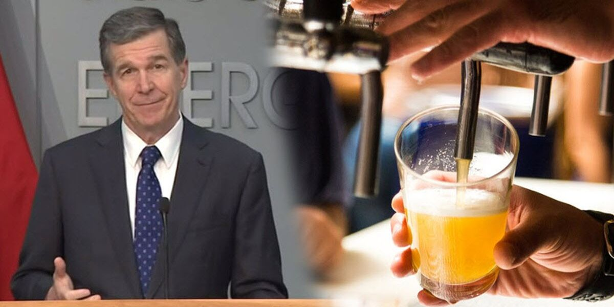 Gov. Cooper extends allowance for delivery, to-go mixed beverages in N.C.