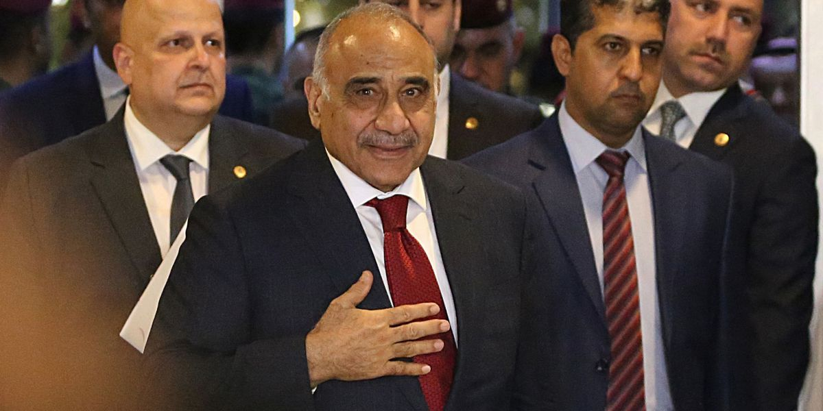 Iraq says it could deploy military into Syria