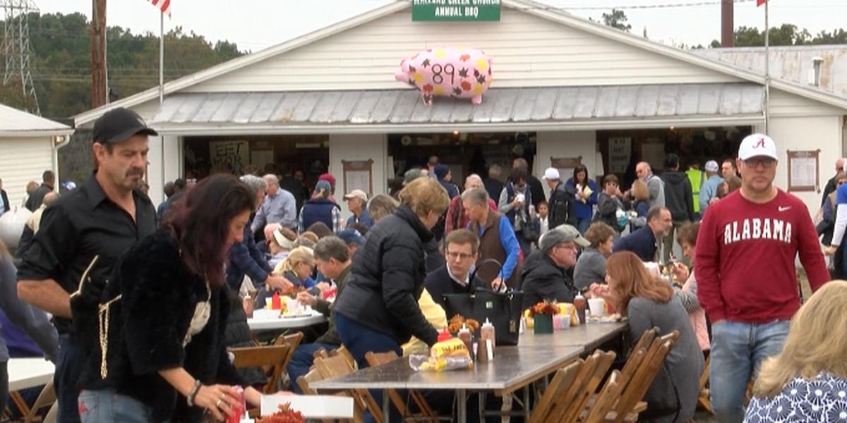 91st annual Mallard Creek Presbyterian Church BBQ canceled for 'health and safety' reasons