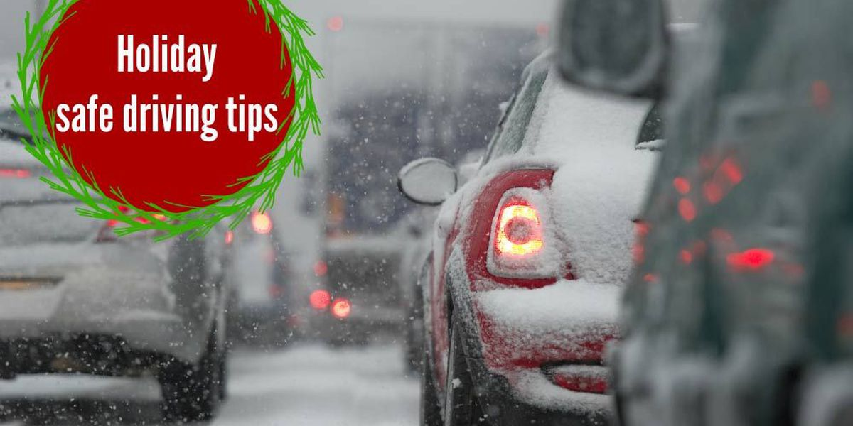 Stay safe on the road this season with these driving tips!