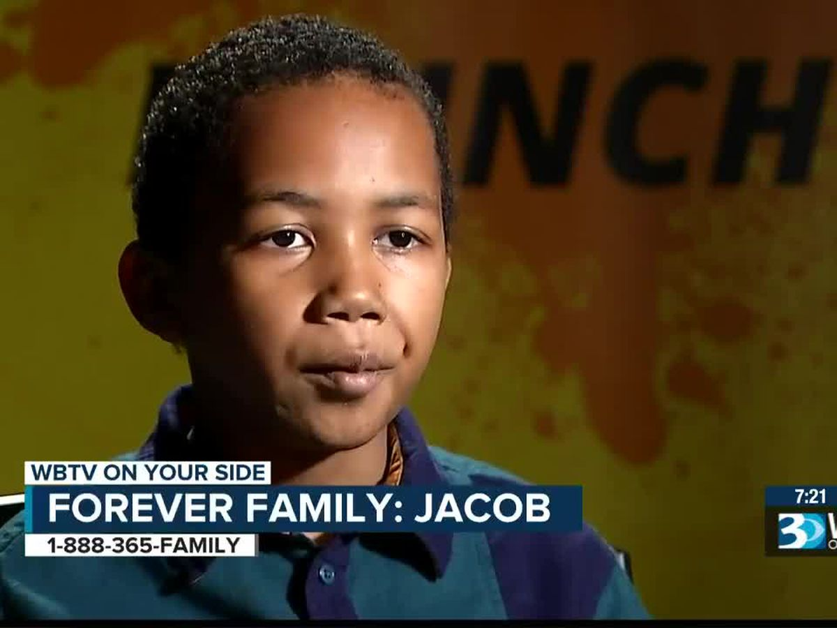 Forever Family: Meet Jacob