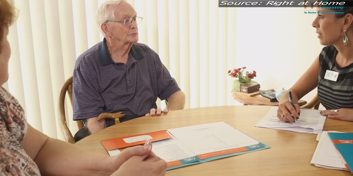 Right at Home offers free wellness calls for seniors