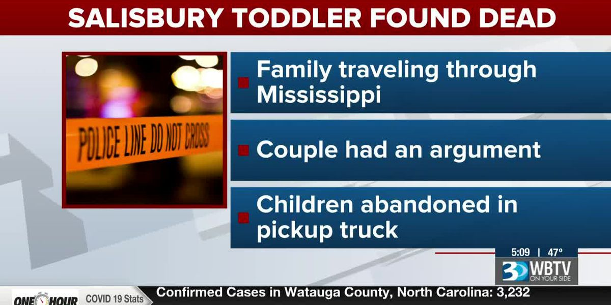 Salisbury toddler found dead during family trip