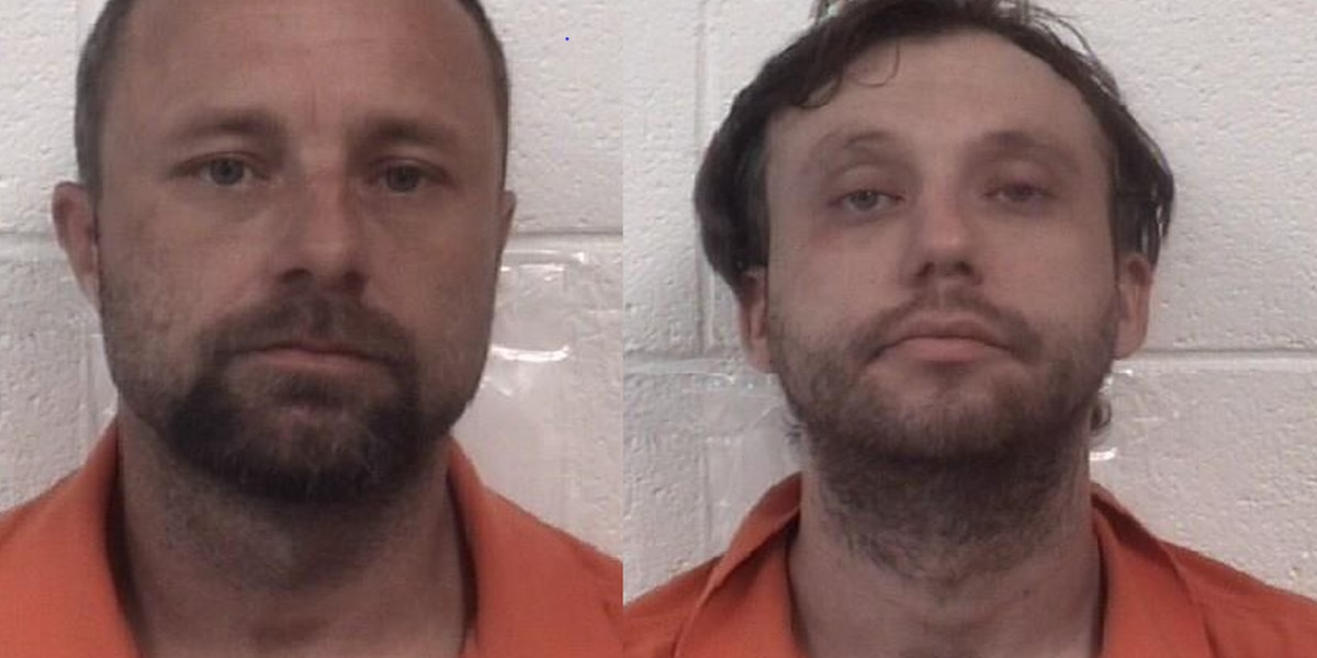 Two arrested for methamphetamine charges in Lenoir