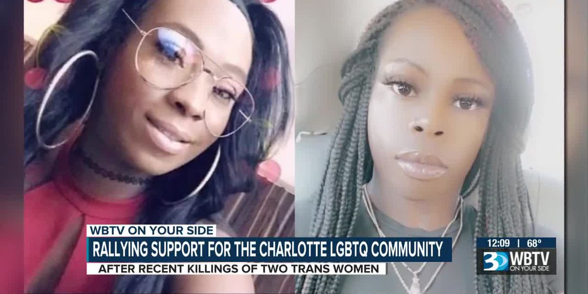 Rallying support for the Charlotte LGBTQ community