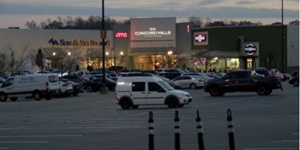 Police: One in custody, no evidence of shots fired during argument at Concord Mills mall