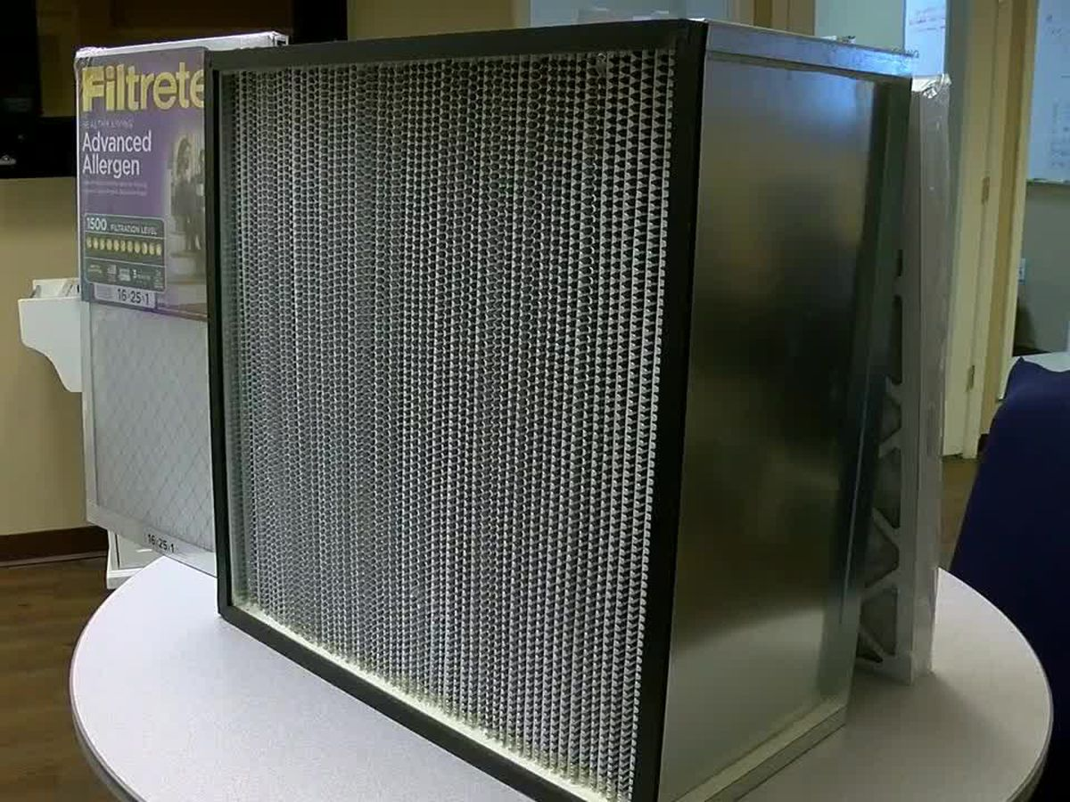 Some CMS schools may get 'COVID-19 neutralizing' air purification systems