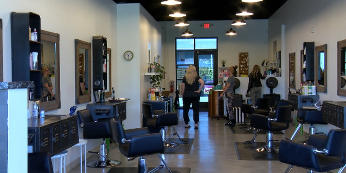 Barbershops, hair salons, nail salons can reopen May 6 in 89 Tenn. counties