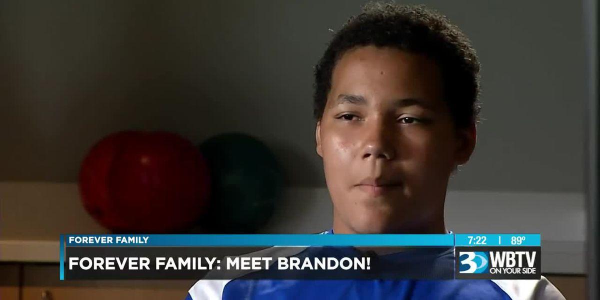 Forever Family: Meet Brandon