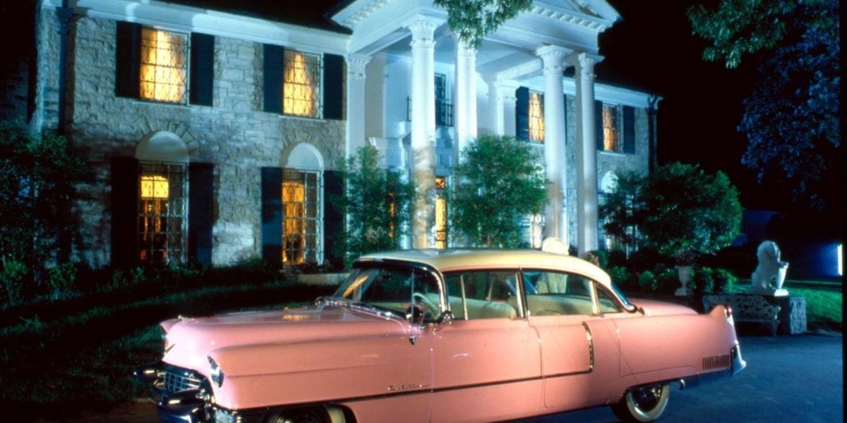 Pink Cadillac once belonging to Elvis Presley coming to Pennzoil AutoFair at Charlotte Motor Speedway