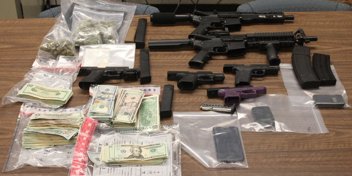Good Question: Where does money from drug busts go?
