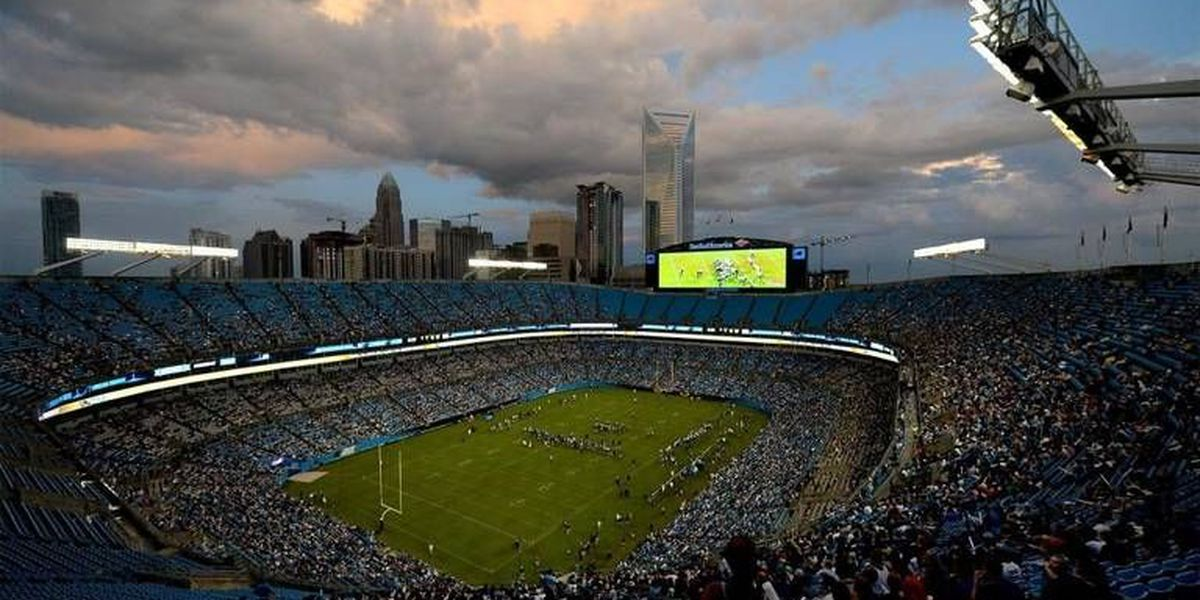 If the Carolina Panthers want a new uptown stadium, could it even fit?