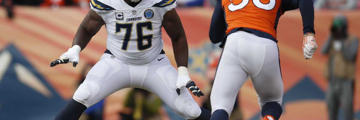 New Panthers tackle Russell Okung considering retirement over COVID-19 concerns, per report
