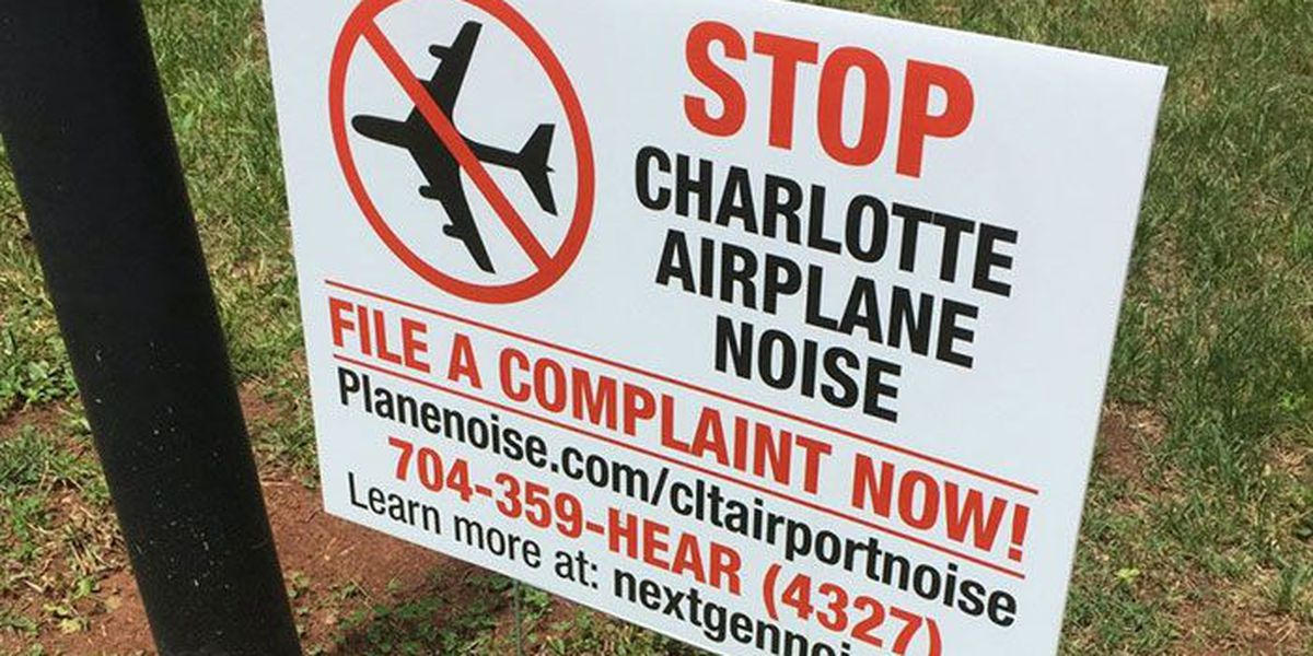 Complaints soar at airport, neighbors fight noise